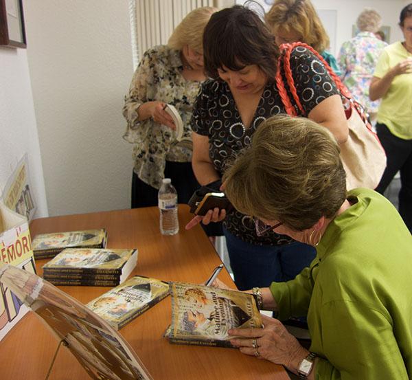 Celebrate Authors 2015